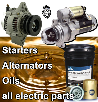 Alternators and Starter A&D